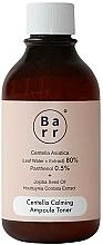 Düfte, Parfümerie und Kosmetik Beruhigendes Gesichtstonikum mit Centella Asiatca , Panthenol und Jojobaöl - Barr Centella Calming Ampoule Toner