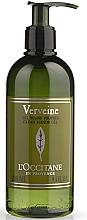 Düfte, Parfümerie und Kosmetik Händedesinfektionsgel mit Eisenkraut - L'Occitane Verbena Clean Hands Gel