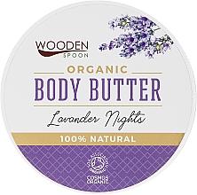 Düfte, Parfümerie und Kosmetik Bio-Körperbutter Lavendelnacht - Wooden Spoon Lavander Nights Body Butter