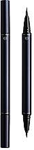 Düfte, Parfümerie und Kosmetik Doppelseitiger flüssiger Eyeliner - Cle de Peau Beaute Intensifying Liquid Eyeliner