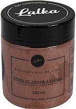 Düfte, Parfümerie und Kosmetik Bräunungsmousse für den Körper mit Litschiextrakt - Lalka