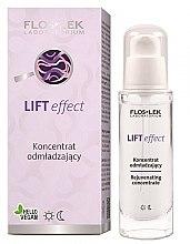 Düfte, Parfümerie und Kosmetik Verjüngendes Gesichtskonzentrat mit Lifting-Effekt - Floslek Lift Effect Rejuvenating Concentrate