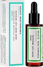 Düfte, Parfümerie und Kosmetik Anti-Aging Gesichtsserum mit Arganöl - Beaute Mediterranea Matrikine Anti-aging Serum