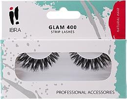 Düfte, Parfümerie und Kosmetik Künstliche Wimpern - Ibra Eyelash Glam 400