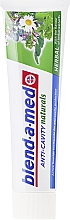 Düfte, Parfümerie und Kosmetik Zahnpasta Anti-Cavity Naturals Mineral Salt - Blend-a-Med Anti-Cavity Naturals Mineral Salt