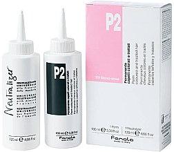 Düfte, Parfümerie und Kosmetik Dauerwellen-Set für gefärbtes Haar - Fanola P2 Perm Kit for Coloured and Treated Hair