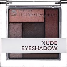 Düfte, Parfümerie und Kosmetik Hypoallergener Creme-Lidschatten - Bell Hypoallergenic Nude Eyeshadow