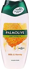 """Düfte, Parfümerie und Kosmetik Duschgel """"Milch und Honig"""" - Palmolive Naturals"""