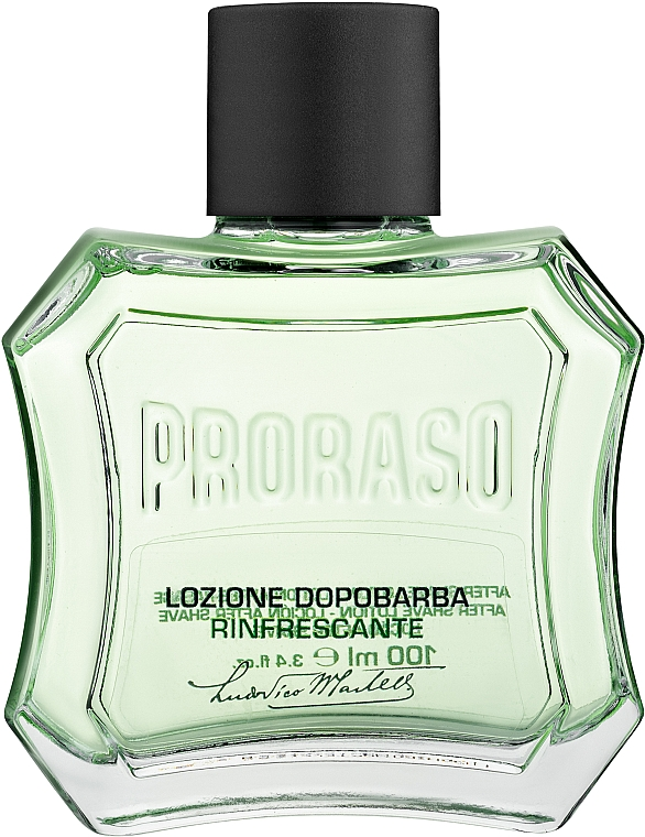After Shave Lotion mit Menthol und Eukalyptus - Proraso Green After Shave Lotion