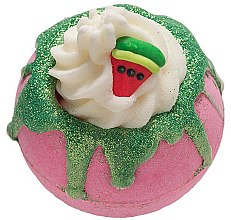 Düfte, Parfümerie und Kosmetik Badebombe mit Wassermelonenduft - Bomb Cosmetics One In A Melon Bomb Bath Blaster