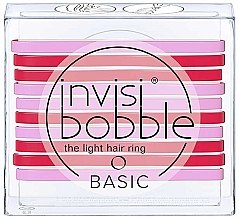 Düfte, Parfümerie und Kosmetik Haargummi-Set - Invisibobble Basic Jelly Twist