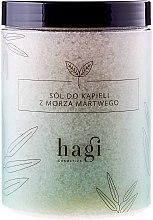 Düfte, Parfümerie und Kosmetik Badesalze aus dem Toten Meer - Hagi Bath Salt