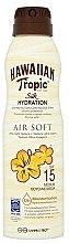 Düfte, Parfümerie und Kosmetik Feuchtigkeitsspendendes Sonnenschutzspray für den Körper SPF 15 - Hawaiian Tropic Silk Hydration Air Soft Protective Mist SPF 15