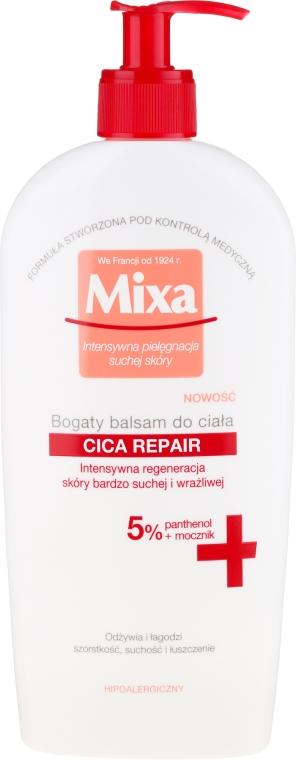 Intensiv regenerierender Körperbalsam - Mixa Cica Repair Body Balm