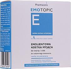 Düfte, Parfümerie und Kosmetik Körper- und Gesichtsseife für trockene und atopische Haut mit Avocadoöl - Pharmaceris E Emotopic Soap