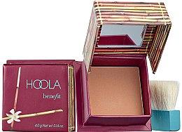 Düfte, Parfümerie und Kosmetik Benefit Hoola Matte Bronzing Powder (Mini) - Benefit Hoola Matte Bronzing Powder