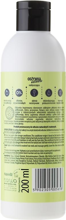 Haarconditioner für mehr Glanz - Barwa Natural Glossy Octane Conditioner — Bild N2