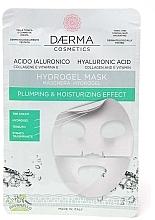 Düfte, Parfümerie und Kosmetik Feuchtigkeitsspendende und glättende Hydrogel-Gesichtsmaske mit Hyaluronsäure, Kollagen und Vitamin E - Daerma Cosmetics Hyaluronic Acid Hydrogel Mask