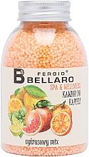 Düfte, Parfümerie und Kosmetik Entspannendes Badekaviar Zitrusmischung - Fergio Bellaro Citrus Mix Bath Caviar
