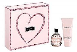 Düfte, Parfümerie und Kosmetik Jimmy Choo Eau de Parfum 2019 - Duftset (Eau de Parfum 60ml + Körperlotion 100ml)