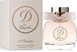 Düfte, Parfümerie und Kosmetik S.T. Dupont So Dupont Pour Femme - Eau de Toilette
