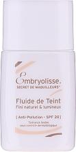 Düfte, Parfümerie und Kosmetik Flüssige Foundation SPF 20 - Embryolisse Secret De Maquilleurs Liquid Foundation Spf 20