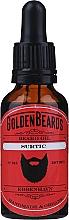 Düfte, Parfümerie und Kosmetik Bartöl Surtic - Golden Beards Beard Oil