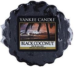Düfte, Parfümerie und Kosmetik Duftendes Wachs - Yankee Candle Black Coconut Tarts Wax Melts