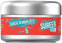 Düfte, Parfümerie und Kosmetik Haarwachs - Wella Pro Shockwaves Surfer Gum