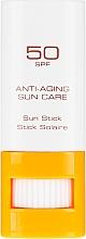 Düfte, Parfümerie und Kosmetik Anti-Aging Sonnenschutz-Stick LSF 50 - Babor High Protect Sun Stick SPF 50