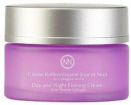 Düfte, Parfümerie und Kosmetik Festigende Tages- und Nachtcreme für das Gesicht mit Collagen und Shea-Butter - Innossence Innolift Day And Night Firming Cream