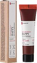 Düfte, Parfümerie und Kosmetik Aufhellende Creme für die Augenpartie - Phenome Happy Eye Area Lightener