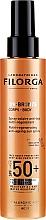 Düfte, Parfümerie und Kosmetik Regenerierendes und pflegendes Anti-Aging Sonnenschutzspray für den Körper SPF 50+ - Filorga UV-Bronze Body SPF50+