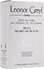 Düfte, Parfümerie und Kosmetik Natürliches Öl für Körper und Haar - Leonor Greyl Huile Secret de Beaute