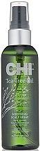Düfte, Parfümerie und Kosmetik Beruhigendes Kopfhautspray mit Teebaumöl - CHI Tea Tree Oil Soothing Scalp Spray