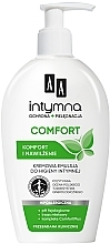 Düfte, Parfümerie und Kosmetik Emulsion für Intimhygiene Comfort - AA Intymna Comfort Cream Emulsion