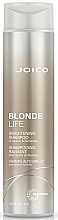 Düfte, Parfümerie und Kosmetik Aufhellendes Shampoo für mehr Glanz - Joico SR Blonde Life/Blonde Life Brightening Shampoo