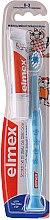 Düfte, Parfümerie und Kosmetik Weiche Kinderzahnbürste + Zahnpasta 12ml (0-3 Jahre) - Elmex Learn Toothbrush Soft + Toothpaste 12ml