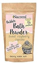 Düfte, Parfümerie und Kosmetik Badepuder mit Himbeertörtchen Duft - Nacomi Sweet Raspberry Cupcake Bath Powder