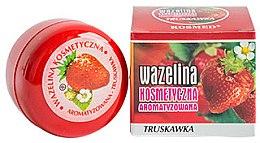 Düfte, Parfümerie und Kosmetik Lippenvaseline Erdbeere - Kosmed Flavored Jelly Strawberry