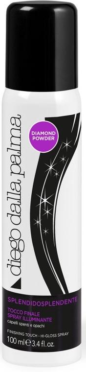 Haarspray mit Gloss-Effekt - Diego Dalla Palma Splendidosplendente Finishing Touch Hi-Gloss Spray