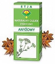 Düfte, Parfümerie und Kosmetik Natürliches ätherisches Anisöl - Etja