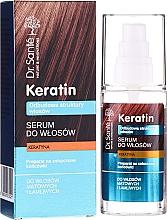 Düfte, Parfümerie und Kosmetik Keratin Serum für stumpfes und sprödes Haar - Dr. Sante Keratin