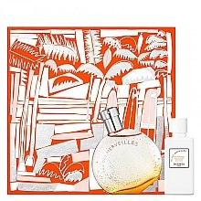 Düfte, Parfümerie und Kosmetik Hermes Eau Des Merveilles - Duftset (Eau de Toilette 50ml + Körperlotion 40ml)