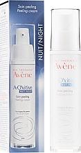 Düfte, Parfümerie und Kosmetik Peelingcreme für die Nacht - Avene A-Oxitive Night Peeling Cream