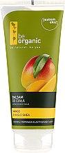 Düfte, Parfümerie und Kosmetik Nährende Körperlotion mit Mango und Sheabutter - Be Organic Nutritive Body Balm