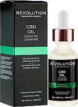 Düfte, Parfümerie und Kosmetik Pflegendes Gesichtsöl - Revolution Skincare Nourishing CBD Oil