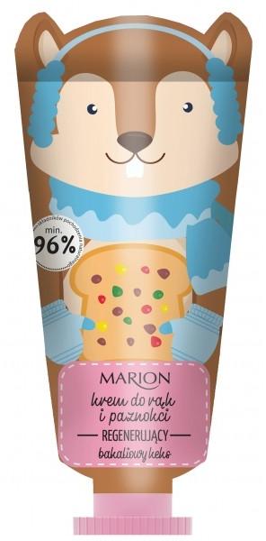Regenerierende Handcreme - Marion Funny Animals Hand Cream