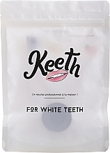 Düfte, Parfümerie und Kosmetik Zahnpflegeset - Keeth Mint Charcoal Kit (Zahnbürste 1St. + Zahnpuder 15g + Verpackung)