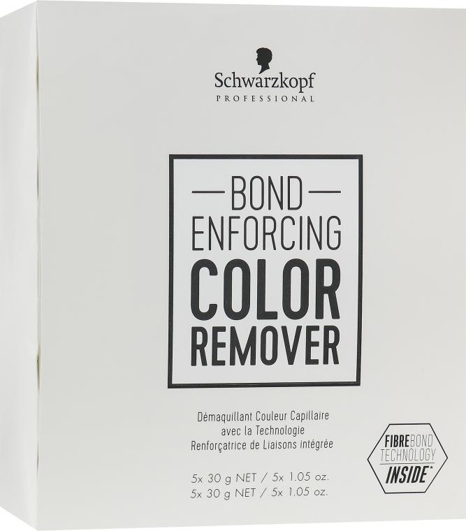 Farbflecken-Entferner - Schwarzkopf Professional Bond Enforcing Color Remover